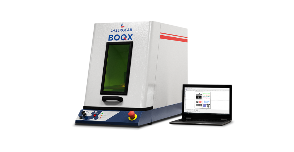LaserGear BOQX Quality Laser Marking Systems You Can Trust.